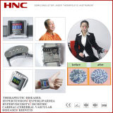 Physical Therapy Device Infrared Laser for Treatment of High Blood Pressure, High Cholesterol, Rhinitis