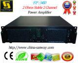 Fp3400 Digital Amplifier, PA System Audio Amplifier