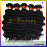 Unprocessed Pure Virgin Loose Wave Malaysian Human Hair Weft