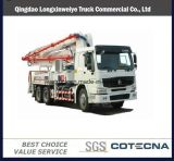 2016 New Sinotruk HOWO 42m 6X4 Concrete Pump Truck