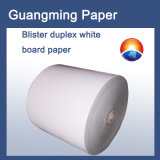 Guangming Blister Duplex White Board Paper