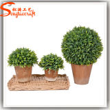 2015 Factory Direct Fake Plastic Artificial Mini Bonsai Plant Sale