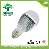 CE RoHS Approved New Die-Casting Aluminium E27 LED Bulb 7W