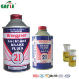 High Performance Heavy-Duty in Can and Plastic Brake Fluid