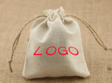 Organic Cotton Muslin Drawstring Bags