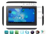 7 Inch Cheapest Colorful Tablet PC with WiFi Dual Camera (Allwinner A13 Q88)