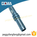 Metric Standpipe Straight DIN Ferrule (90011) Hydraulic Fittings Double Hose Connector
