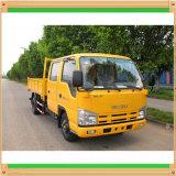 Double Cabin N Series Isuzu 4X2 Light Van Truck