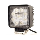 27W 3W*9PCS LED Chip Work Light