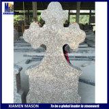 European Customized Carving Granite Cross Monument
