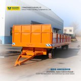 Flat Bed Steerable Trailer Die Cart for Foundry Work
