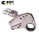 Kiet High Accuracy Steel Hydraulic Hollow Torque Wrench for Purchase