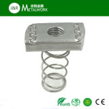 A2 A4 Stainless Steel SS304 SS316 Channel Spring Nut