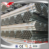 "BS 1387 Light/ Medium Grade 1/2"" - 8"" Hot DIP Galvanized ERW Steel Pipe"