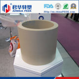Big Size Continuous Extrusion 580mm Outer Diameter Peek Tube