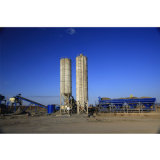 Liaoyuan 50 T ~ 100 T 600 T/H Stabilized Soil Mixing Plant Wcb600