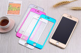 Mobile/Cell Phone Accessories Anti-Scratch Color Tempered Glass Film for iPhone 6 Screen
