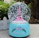 Pretty Home Decor Gift Water &Snowglobe