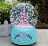 Pretty Home Decor Gift Water &Snowglobe