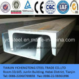 Hot Sale! ! ! Stainless Steel C-Channel 80X80mmx5mm