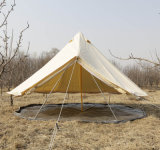 4 Metre Fire Proof Deluxe PRO Bell Tent