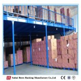 ISO9001 Approved Nanjing China Steel Construction Multi-Level Mezzanine
