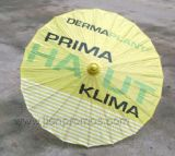 Logo Printed China Element Traditional Oiled Paper Umbrella