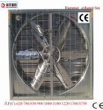 Poultry House 4000m3/H Automatic Shutter Exhaust Fan