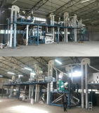 Coffee Bean Cleaning Line / Cocoa Bean Processing Line
