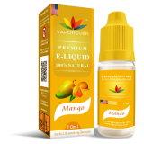 Second Generation Tar Oil Mango Flavor E Liuqid/E Juice/Vapor Juice Unique Natural Flavoring E-Liquid E Vape for E Cigarette Ecig