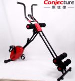 Sports Trainer Ab Coaster and Home Exercise Bike