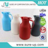 Heat Resistant Glass Inner Plastic Coffee Tea Pot (JGDU)