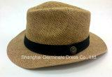 100%Paper Straw Hat (YGF046)