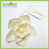 Handmade Wooden Sola Flower