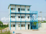 Three Floors Prefabricated House 40USD/M2 (AF-pH018)