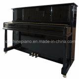 Chloris Black Polish Baby Vertical Piano (HU-110E)