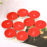 Wholesale 10g Red Household Tealight Candles