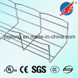 Straight Wire Mesh Cable Tray
