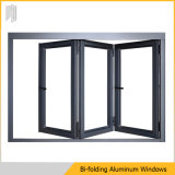Popular Powder Coating Bi-Floding Aluminium Window