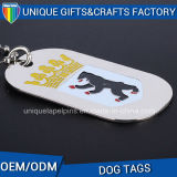 Custom Metal Dog Tag with Popular Design