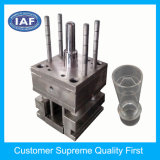 Professional Making Plastic Injection Moulding for Clear Tube Plastic Parts