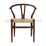Replica Hans J Wegner Metal Y Wishbone Chair (SP-LC289)