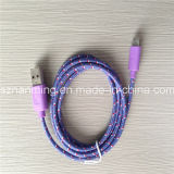 Braided Nylon Cable USB Micro Cable