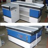 High Quality Metal Supermarket Checkout Cash Desk