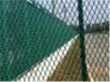 PVC Coated Chain Link Fence Protection Mesh Fence for Playground