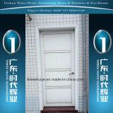Factory Price Full Pure White Aluminum Panel Toilet Casement Door