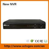 8CH 1080P 720p Standalone NVR with P2p Onvif 1-SATA Recording
