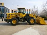 Construction Machinery 5t Wheel Loader/Front End Loader Sdlg LG956L L956f