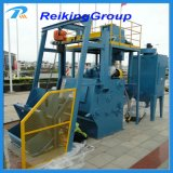 Automatic Rubber Belt Type Tracked Type Sand Blasting Machine