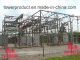 Megatro 13.2kv Distribution Bus Substation Structures (MGS-DBS13.2)